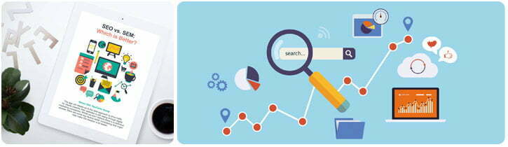 SEO & SEM, Search Marketing